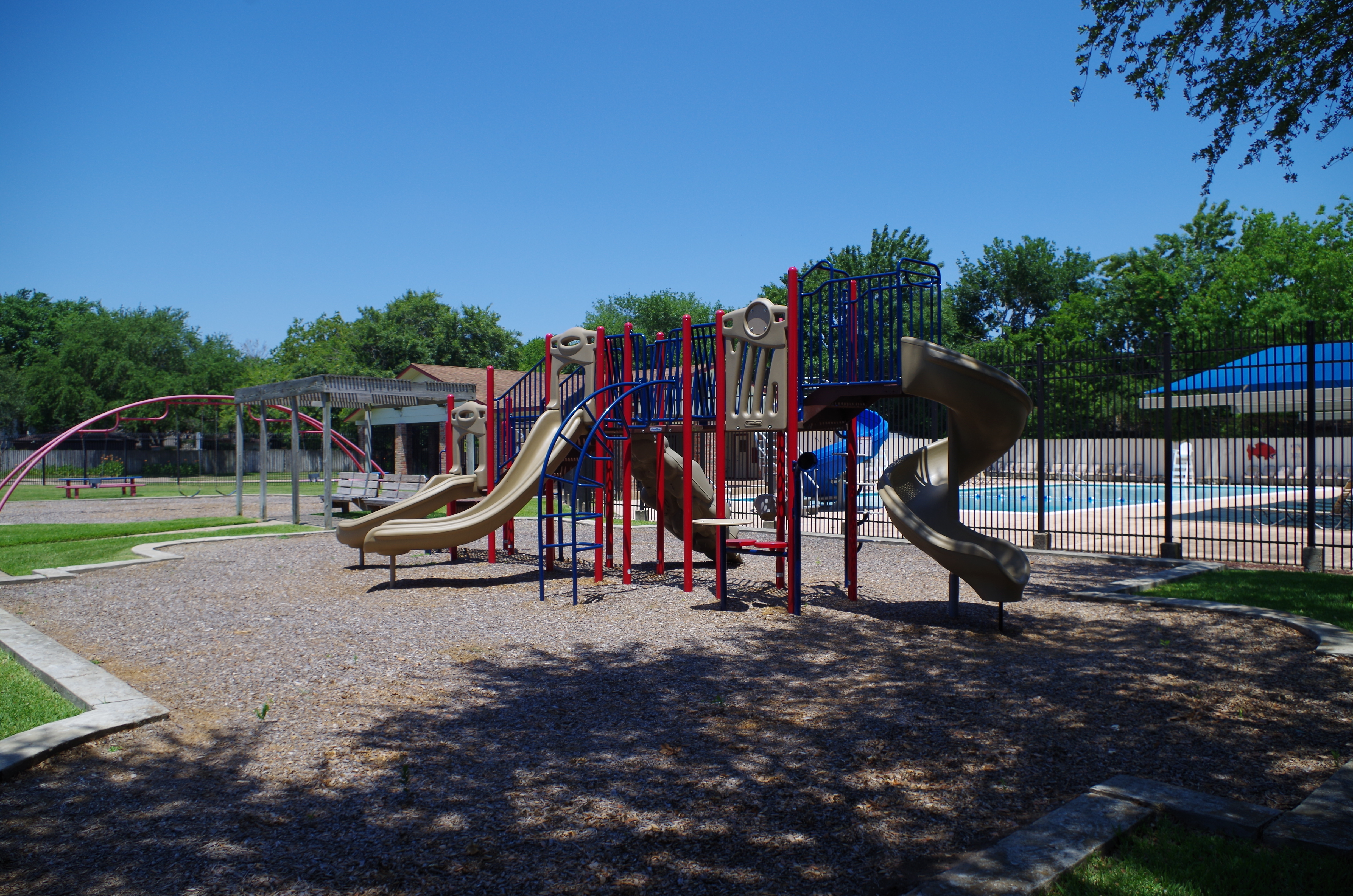Cairnway Play Structure